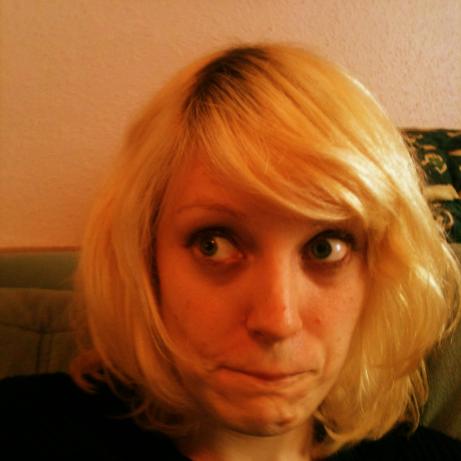 Dyeing Blonde 105